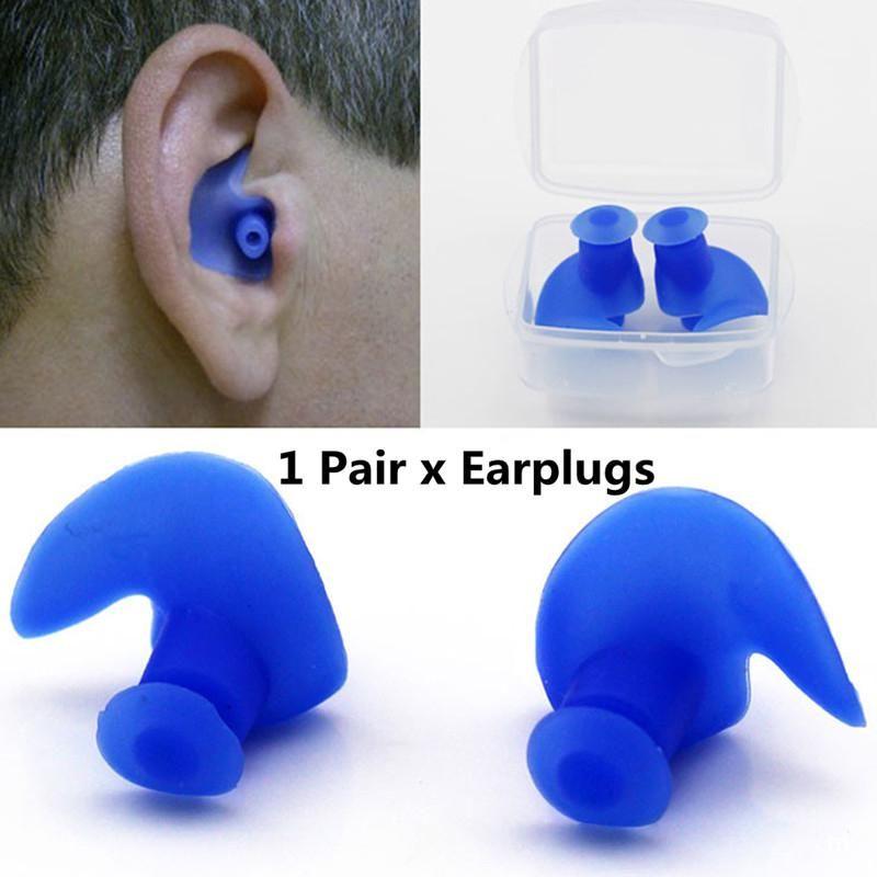 Zoggs Aqua Ear Plugz//Earplugs Adult Size