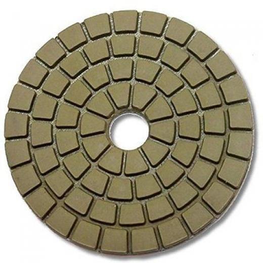 Roxx 5 20 Piece Diamond Polishing Glazing Waxing Buffier Marble Granite Floor Tile Buffing Pads Granite Polish Tile Edge