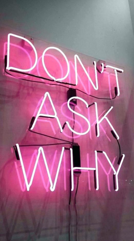 Neon Light Wall Decor Art Top (Dengan gambar)