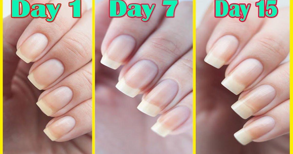 Diy nail strengthener how to grow nails make nails grow