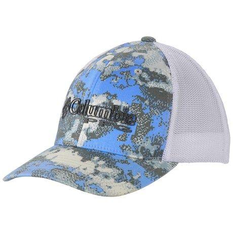14e29d70 Columbia Sportswear Camo Mesh Ball Cap (For Men and Women ...