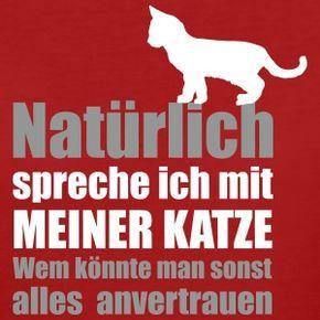 Katzen T-Shirts