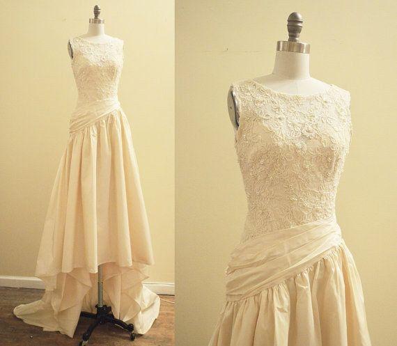 vestidos de novia decada de los 80 – vestidos de boda