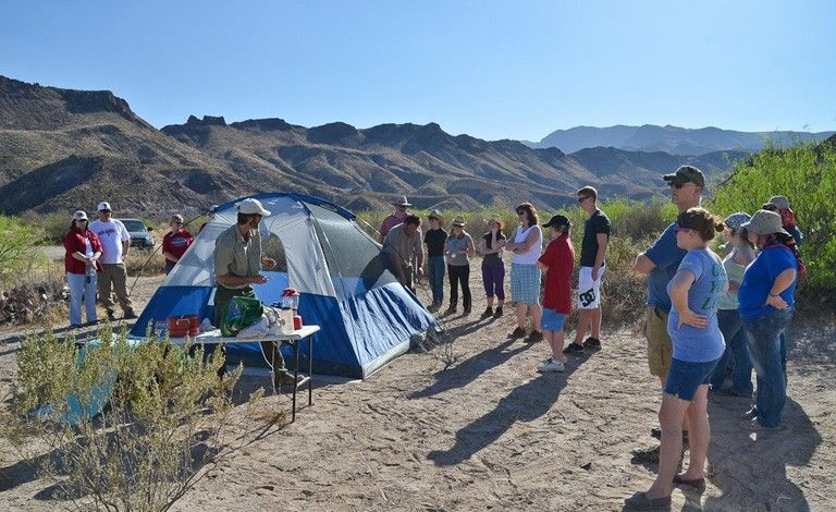 A Texas Outdoor Family Workshop at Big Bend Ranch State Park