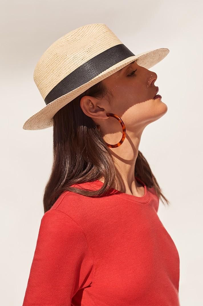 Women S Hats Function Style Cuyana Red Fedora Hat Sun Hats Panama Hat
