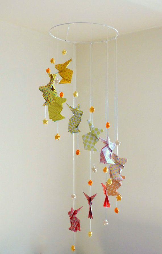 Mobile origami \