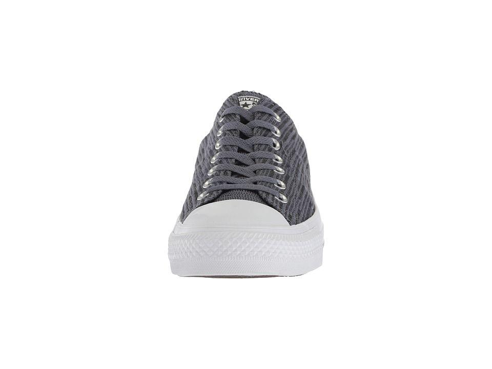 9b8d32bcf9e2 Converse Chuck Taylor(r) All Star(r) Fashion Textile Ox Shoes Light  Carbon Black White