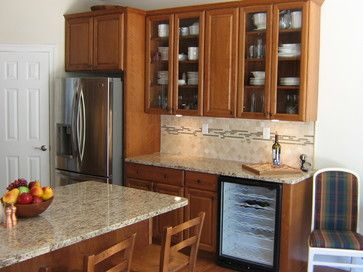 Campbell Cherry Kitchen and Bath - traditional - kitchen - philadelphia - Lauren Gray Kitchen Designs