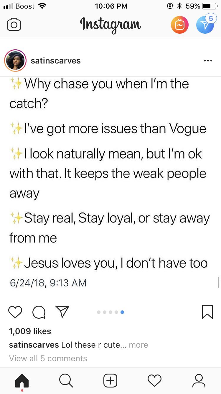 how to delete caption on instagram