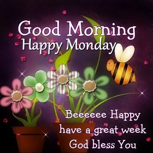 Good Morning Monday Quotes 29 May 2017 Good Morning 早上好!  Pinterest  Happy Monday