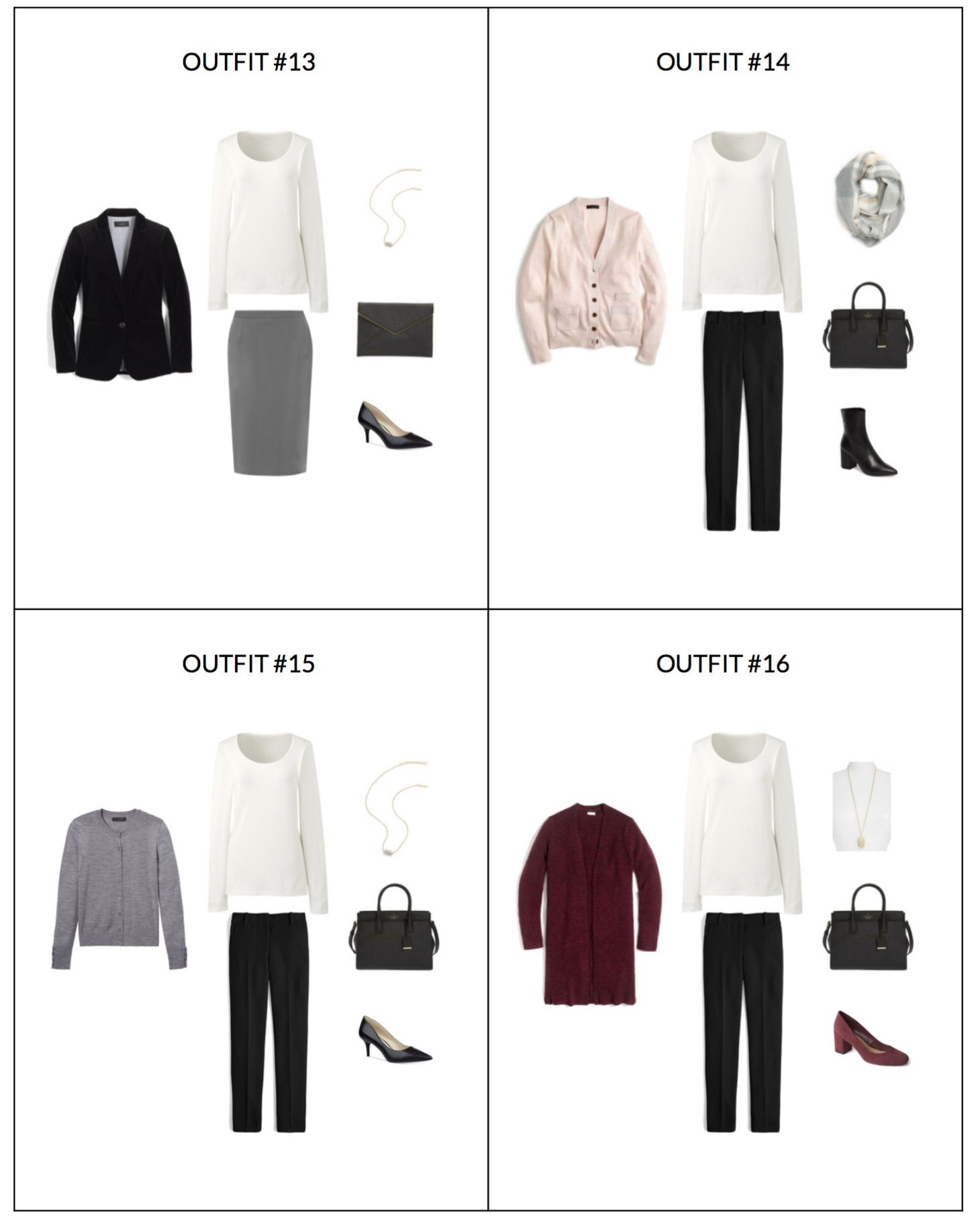 EBOOK STORE The Workwear Capsule Wardrobe: Winter 2018 Collection Maximize your closet, get dressed