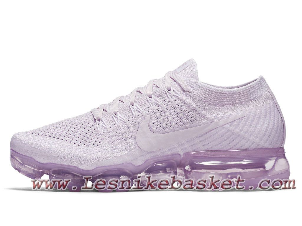 hot sale online 41cd9 a4e52 Nike Wmns Air VaporMax ´Light Violet´ 849557-501 FemmeEnfant Nike 2017