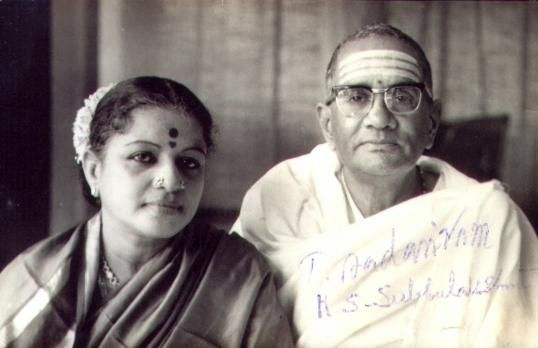 subbulakshmi daughter of gautami