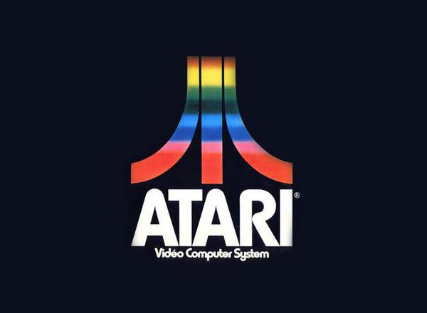 Atari Logo Jpg Atari Games Video Game Logos Classic Video Games