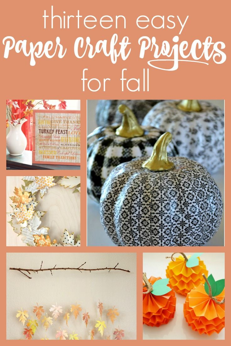 33+ Good craft ideas with paper information