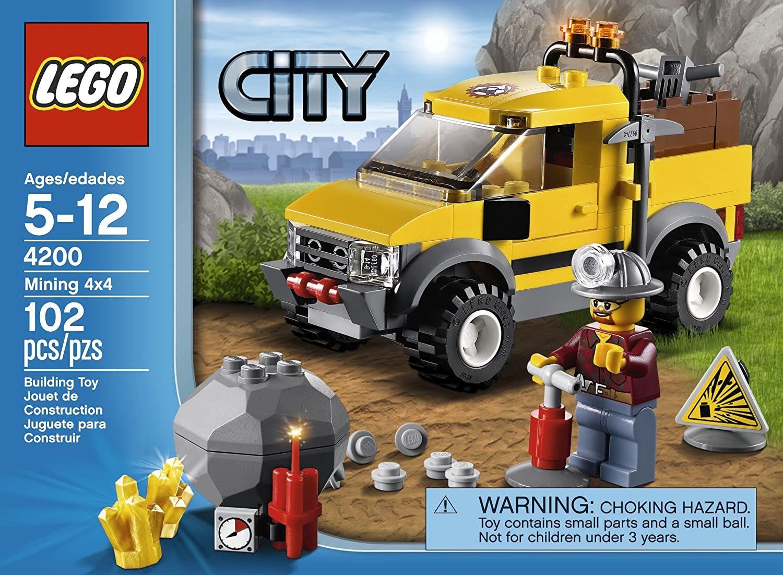 Lego City 4200 Mining In 2020 Lego City Lego Lego City Sets