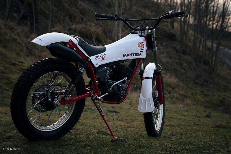 1982 Montesa Cota 200