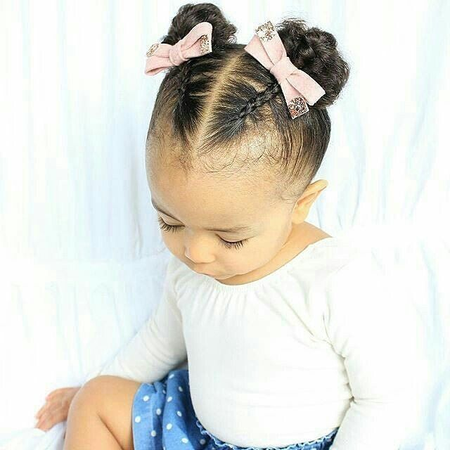 Pin By Amy Salem On Adeline Baby Girl Hairstyles Little