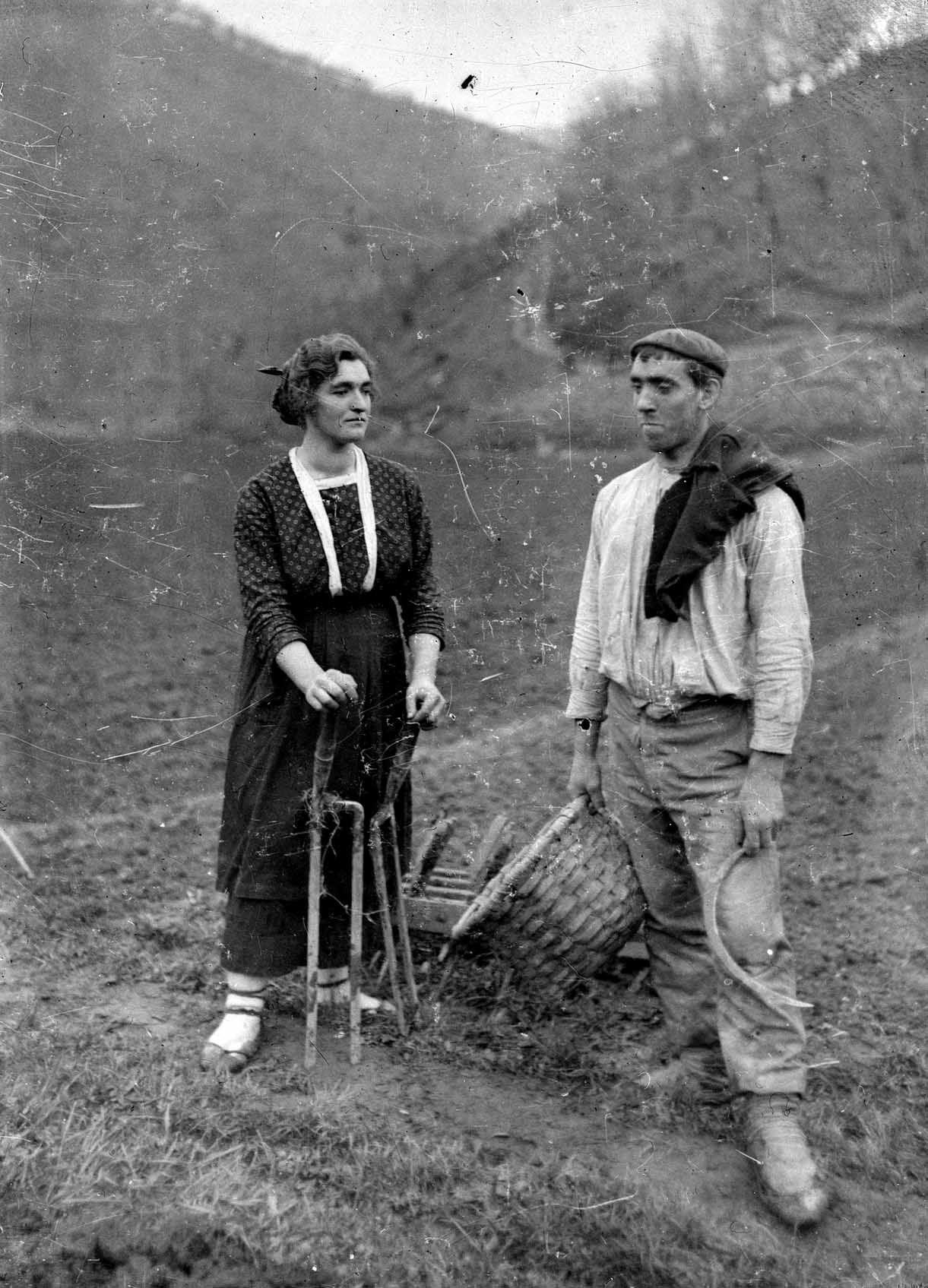 Rencontrer des hommes agriculteur