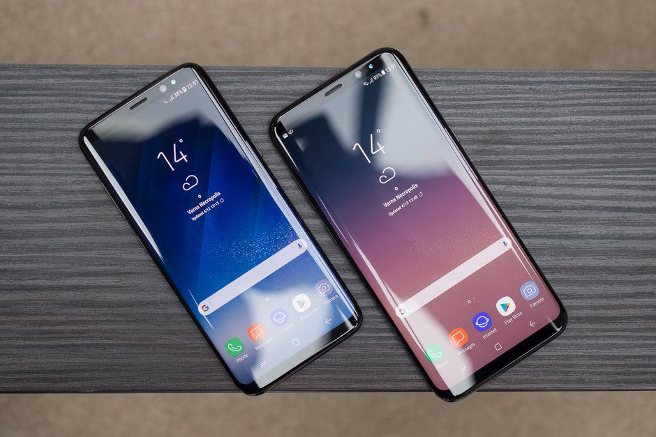 Work On Galaxy Note 8 S8 And S8 Android 9 Pie Update Seems To