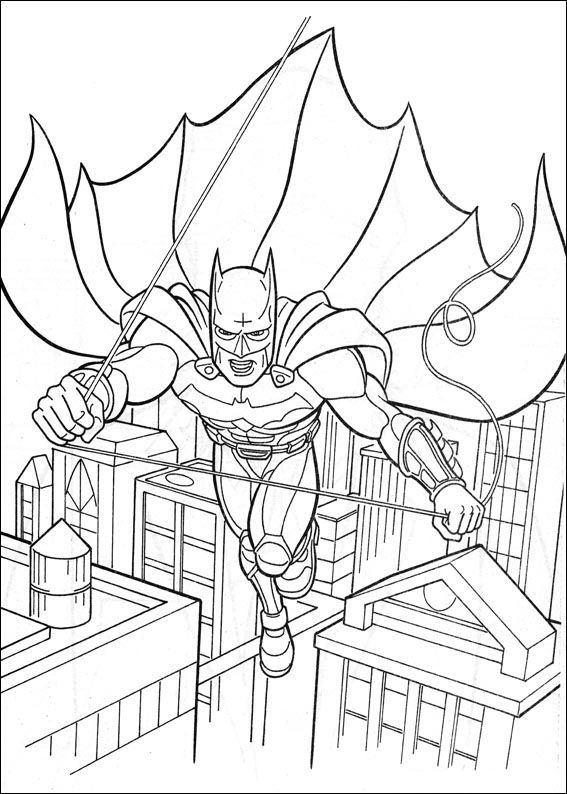 Kleurplaten Batman 17 Nathaniel S Birthday Pinterest Batman