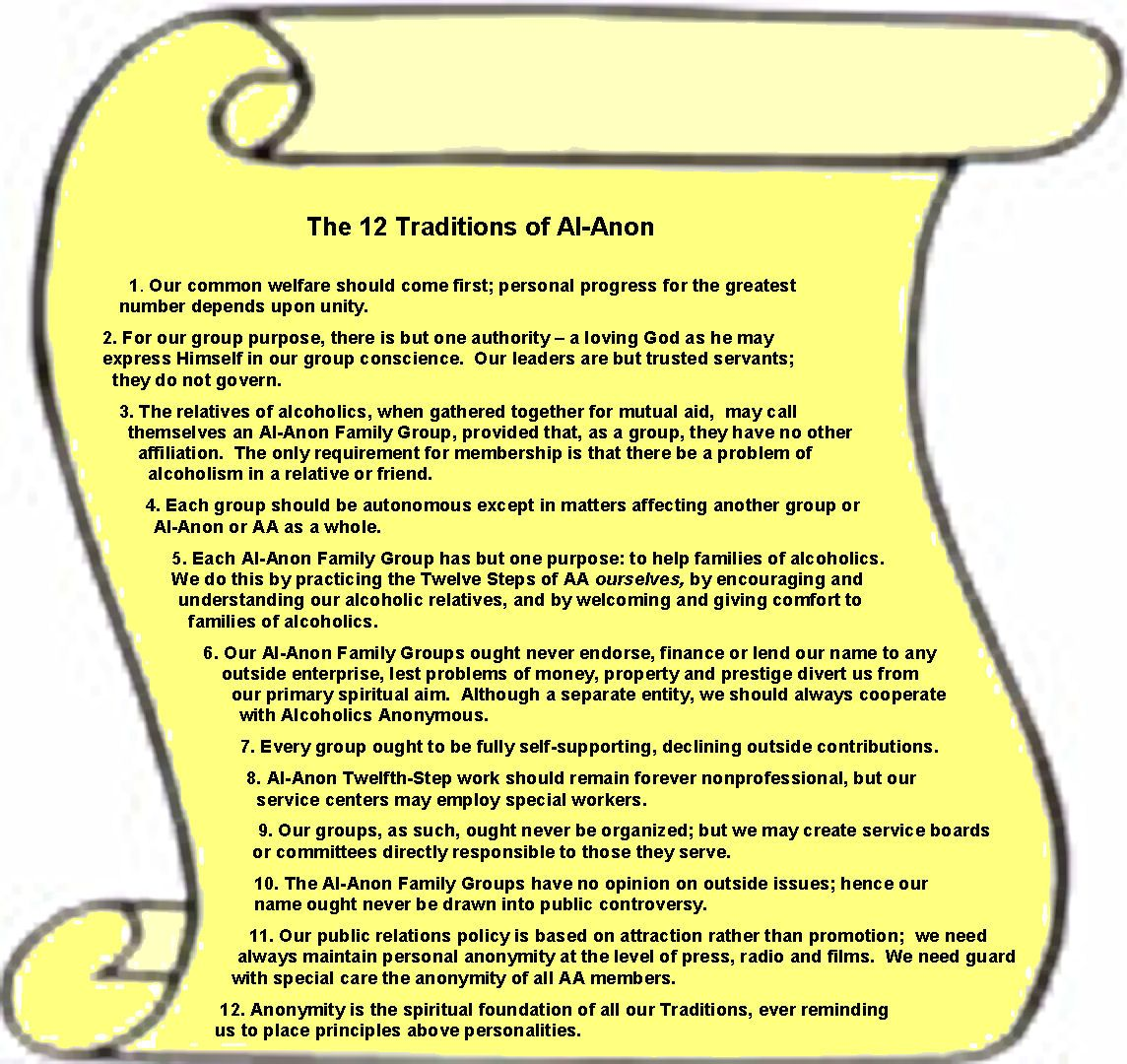 Worksheets Al Anon 12 Steps Worksheets al anon 12 traditions steps of pinterest recovery traditions