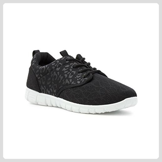 Nike Air Max Motion leicht Training Schuhes Damen BLK WHT Trainer