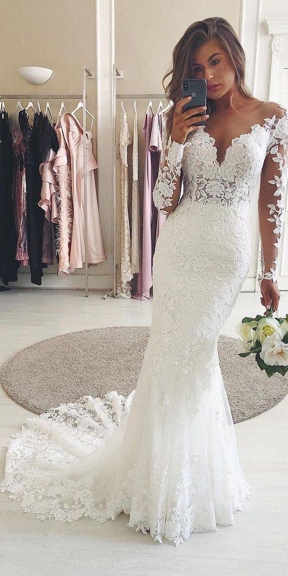 Wedding Dresses Lace Best Bridal Stores Near Me