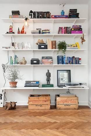 Ikea Algot Home Office