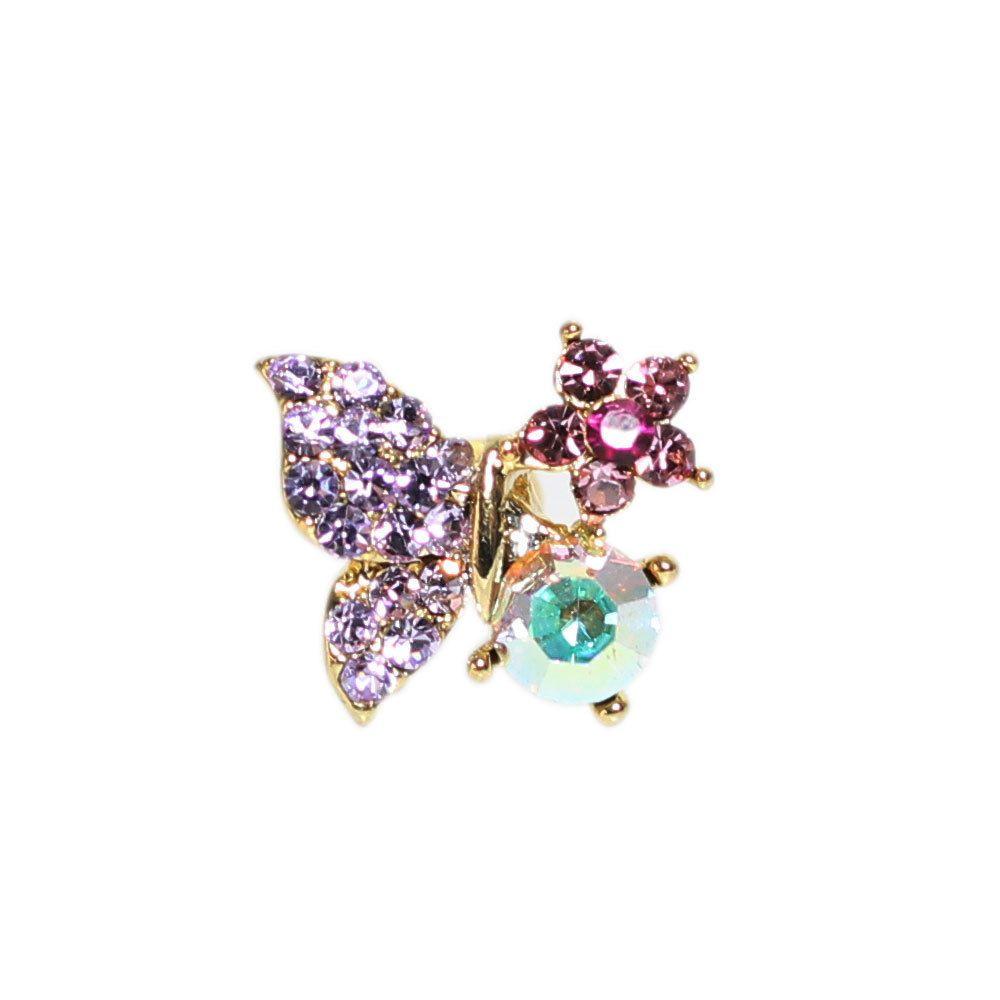 16gauge Butterfly Shaped Body piercing jewelry #vanya