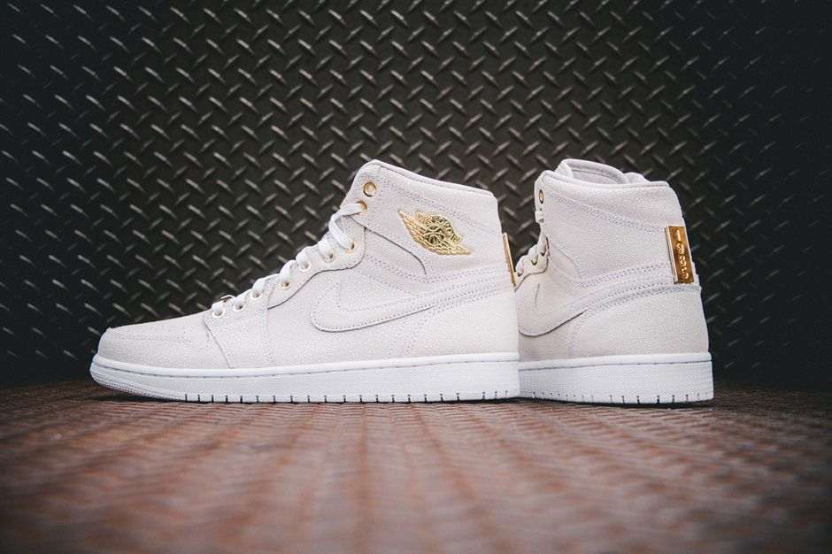 72e84aaf0f7 ... order the very limited air jordan 1 pinnacle white releases saturday air  jordans release dates more