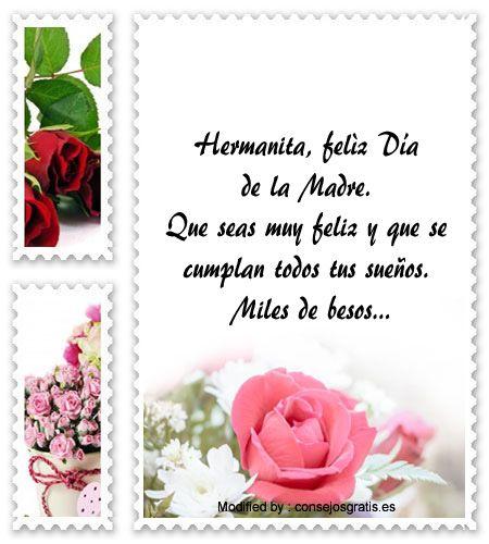 Bellas Frases Para El Dia De La Madre Con Imagenes Dia De Las