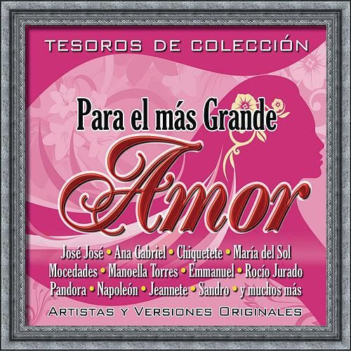 Various Artists - Tesoros De Colección - Para el más Grande Amor [AAC M4A / MP3] (2012)  Download: http://dwntoxix.blogspot.cl/2016/07/various-artists-tesoros-de-coleccion.html