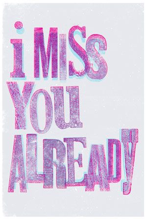 To my family :( I miss you already and love u all so much! Wish we ...