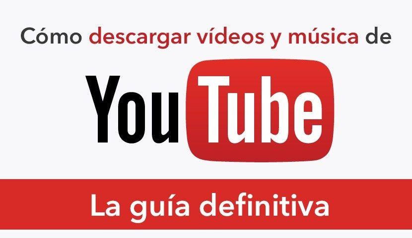 como descargar videos y musica de youtube