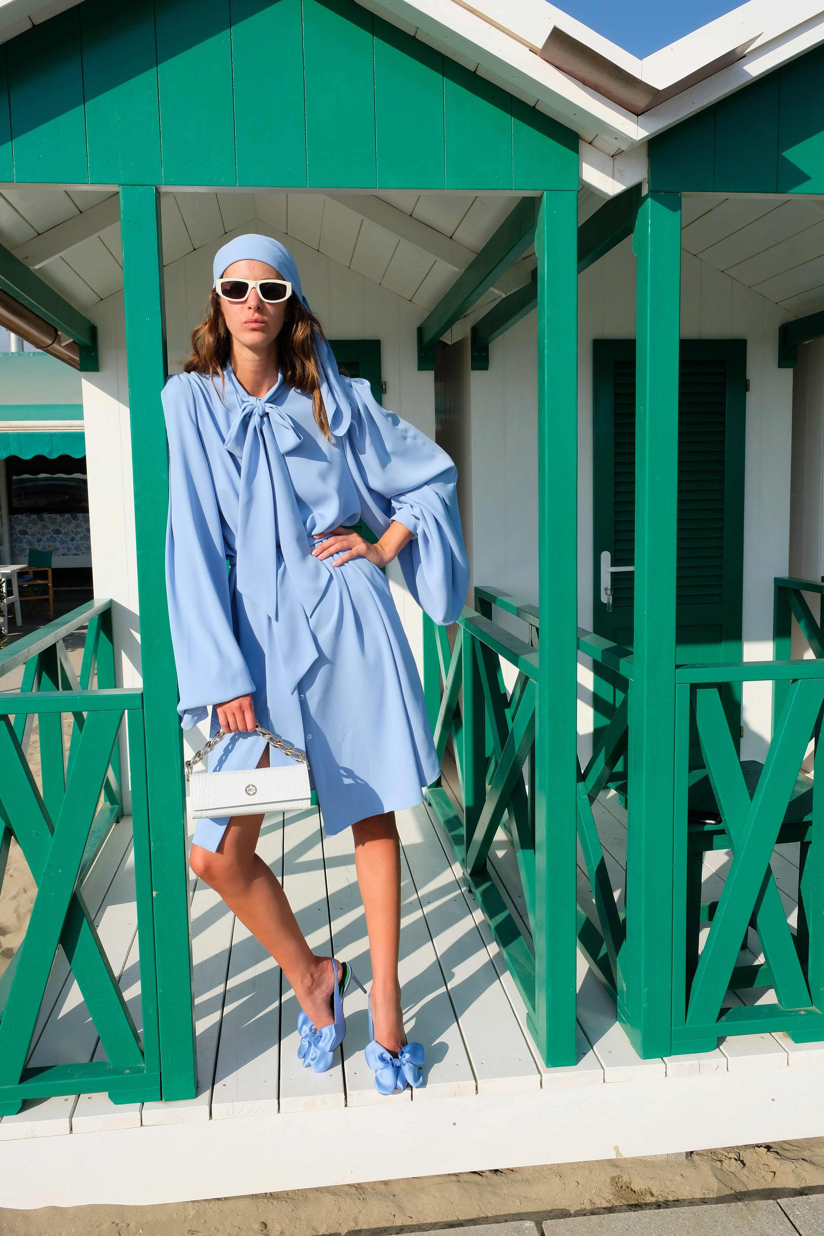 Sara Battaglia Spring 2021 Ready-to-Wear Collection - Vogue