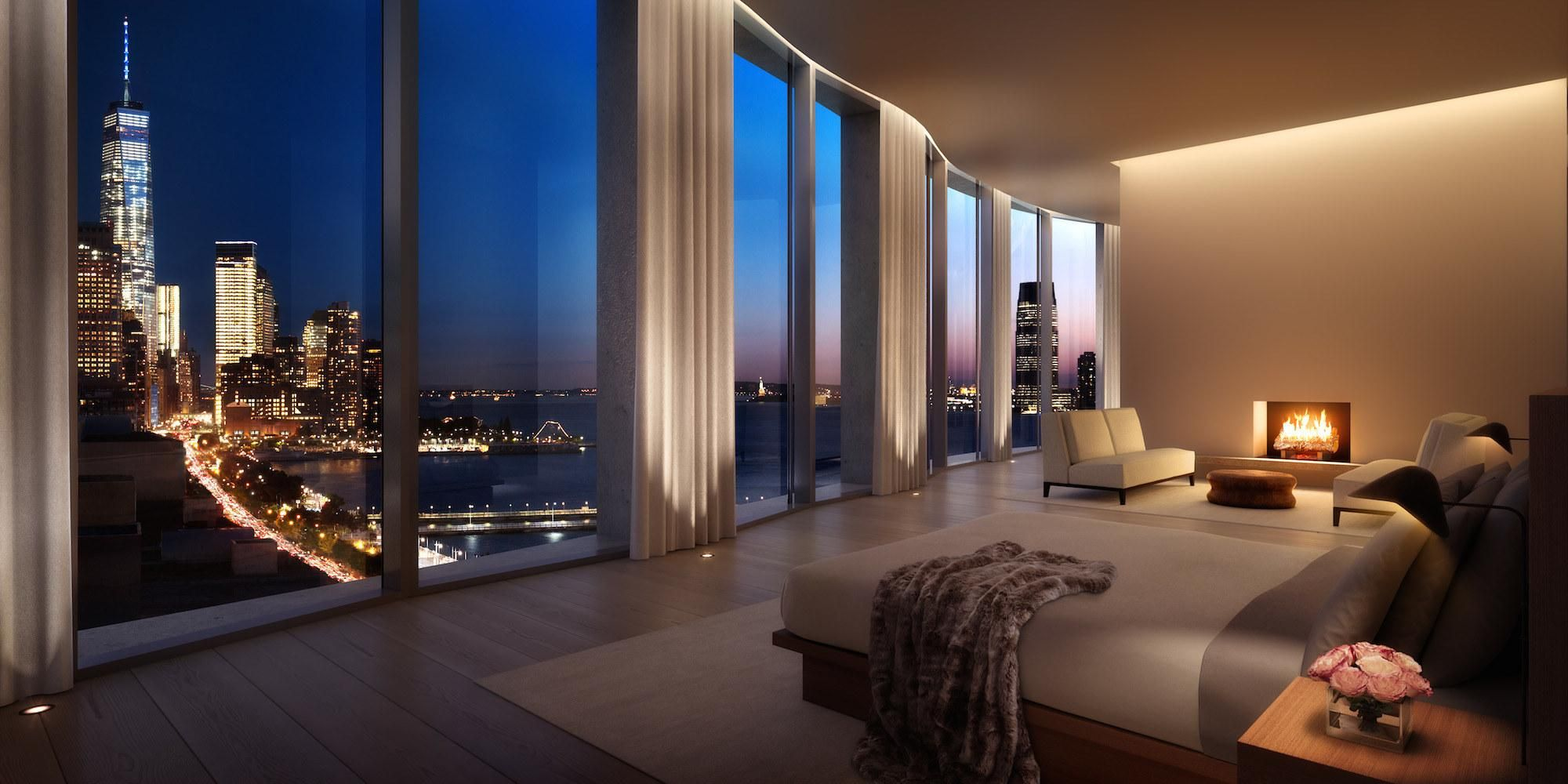 Penthouse at Ian Schrager Building in New York to Cost $80 ...