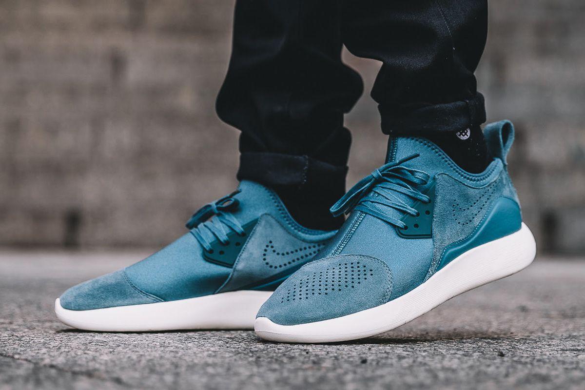Nike Lunarcharge Premium: Iced Jade