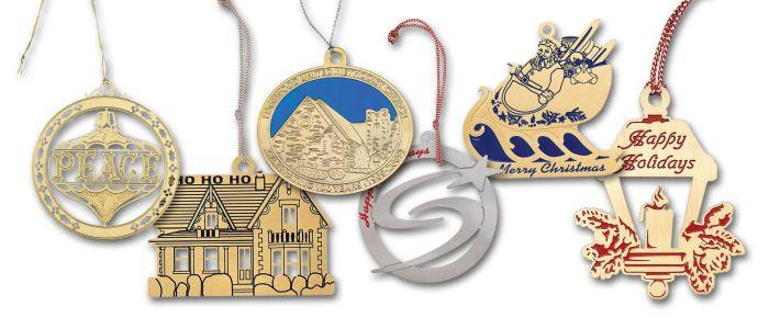 custom brass etched ornaments munion retail pinterest ornament