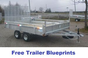 Awesome Download Free Trailer Blueprints Projects To Try In 2019 Free Wiring Digital Resources Anistprontobusorg