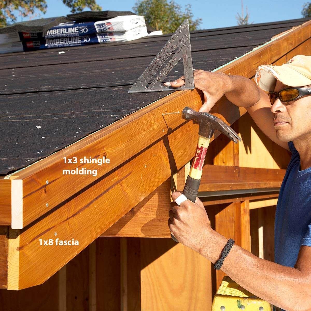 1x8 Dutch Lap Western Red Cedar Siding Customer Ran 10 Feet Short Installing Wood Siding Wood Siding Installing Siding