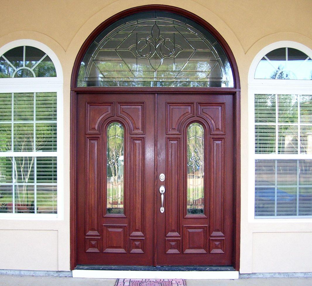 Glass Double Door Exterior. Double Door With Transom Revit Glass Exterior A