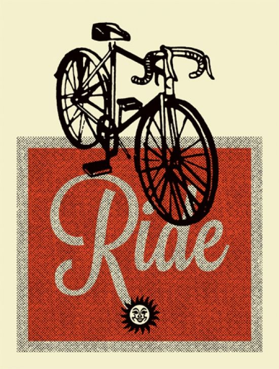 Bike ride by Aesthetic Apparatus