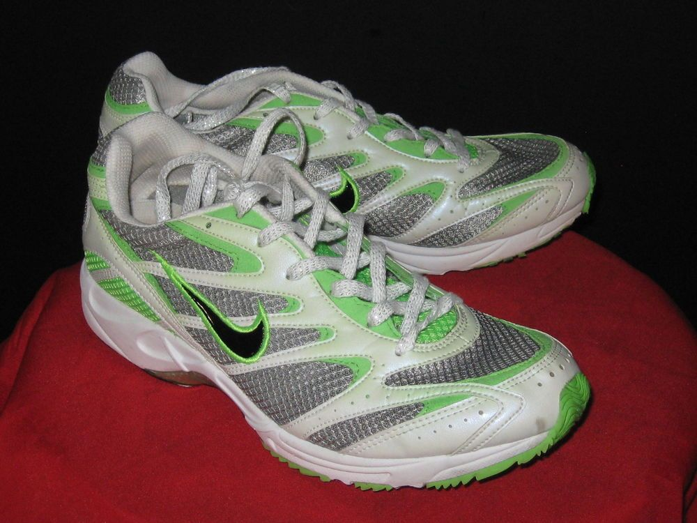 cheap for sale look good shoes sale release info on Women's Nike Zoom Air 7 Bowerman Series Sneakers Sz 8 White ...