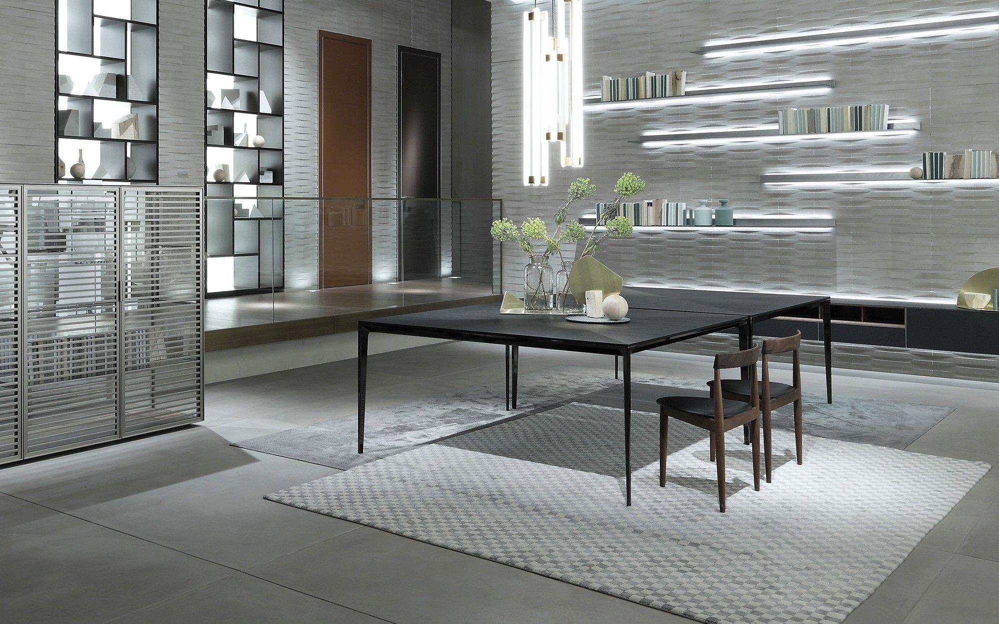 Tavolo Rimadesio ~ Rimadesio are global leaders in the design and manufacture of