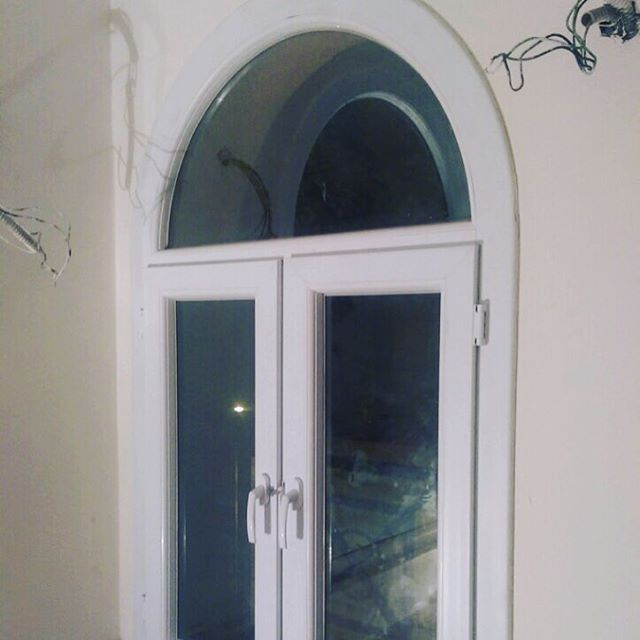 Eco House On Instagram Our Work Pvc Windows In Hurghada Pvchurghada Windowspvshurghada Ecohousehurghada Pvc Windows Arched Windows Windows