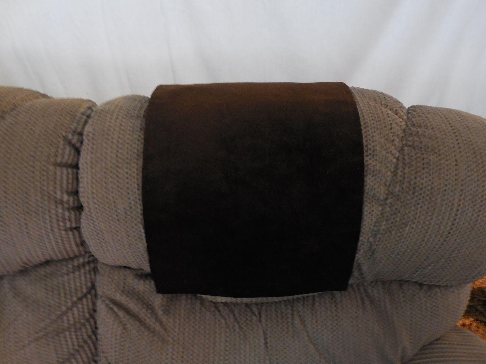 Chair Headrest Cover Kovi Dk Brown Upholstery Material