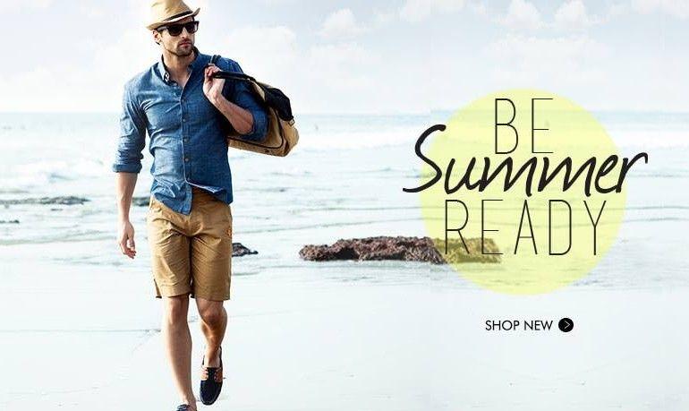 kết quả hình ảnh cho men fashion banner summer design catalogue