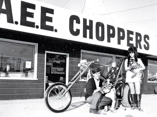 AEE Street Chopper