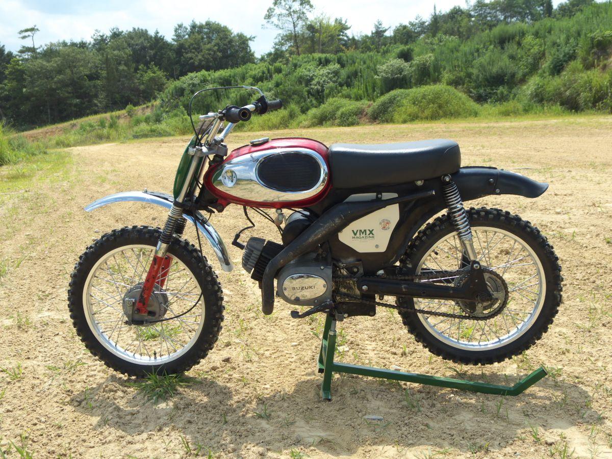 1967 SUZUKI K90